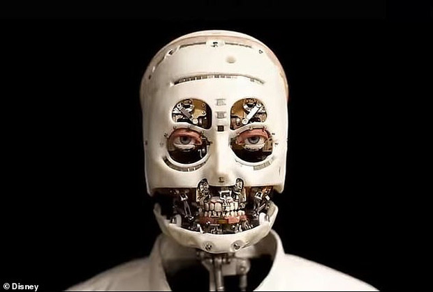 Những hình ảnh đầu tiên của robot có khả năng bắt chước hành động, tương tác với phía đối diện như con người thực thụ mà không cần điều khiển - Ảnh 2.