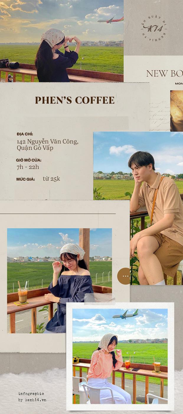 10 quán cà phê mới toanh được giới trẻ Sài Gòn check-in nhiều nhất: Đứng góc nào cũng ra ảnh đẹp, hội ghiền sống ảo phải lưu ngay! - Ảnh 4.