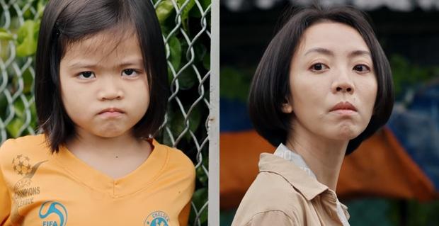 5 cảnh cười lòi rún của Chuyện Xóm Tui: Trộm vặt Thu Trang teo héo trước bé mén chủ nhà vừa ngầu vừa hài - Ảnh 6.
