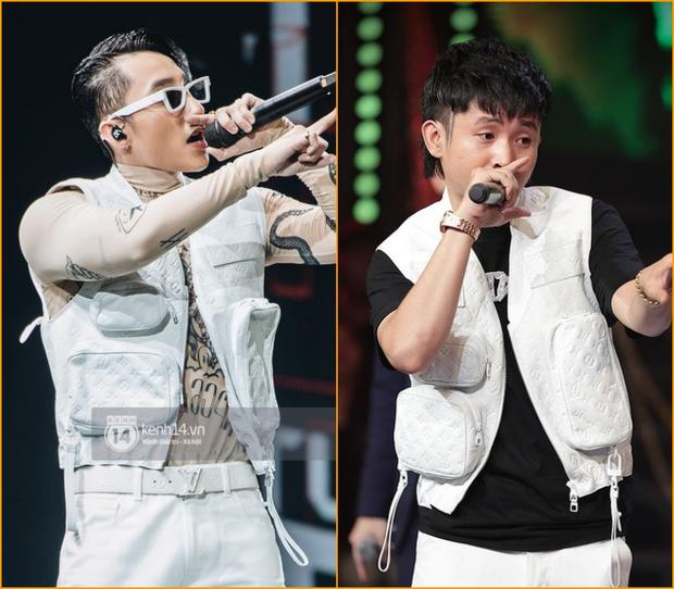 Trong full set 3 tỷ rưỡi Ricky Star mặc tại Rap Việt có chiếc áo giống Sơn Tùng M-TP, netizen mở cuộc bàn phím chiến rất xôm! - Ảnh 9.