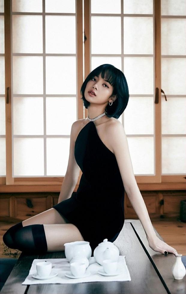 Công bố top 10 gương mặt đẹp nhất châu Á: Lisa đánh bật Angela Baby lẫn Nhiệt Ba, Sehun - Lee Min Ho chịu thua nam thần Cbiz - Ảnh 2.