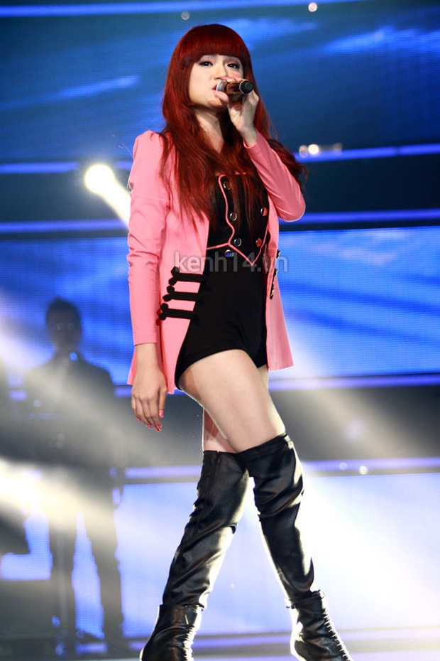 Giữa lùm xùm với antifan, clip Hương Giang hát tiếng Hàn cover hit của SNSD tại Vietnam Idol 2012 bất ngờ bị đào lại - Ảnh 3.