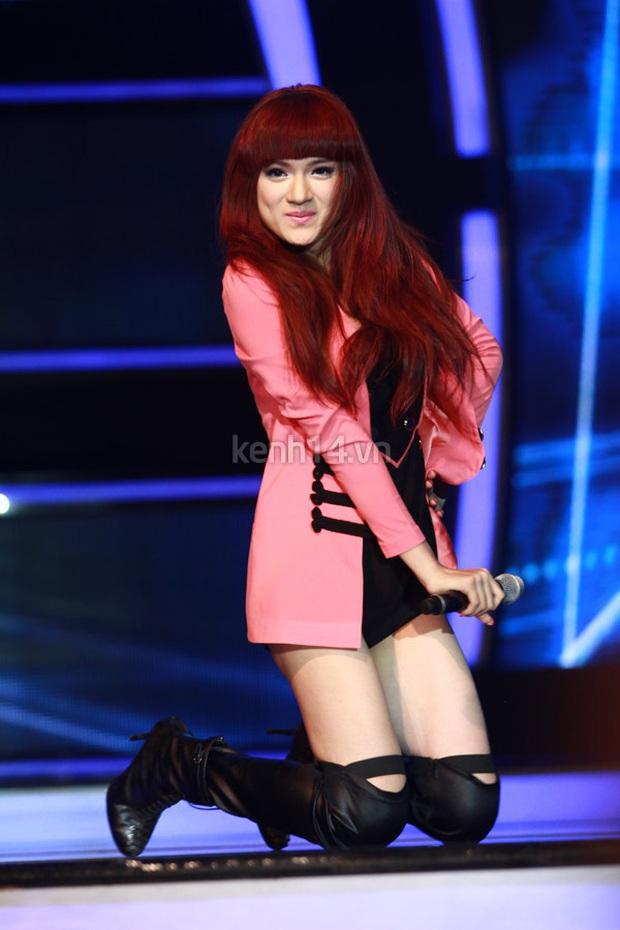 Giữa lùm xùm với antifan, clip Hương Giang hát tiếng Hàn cover hit của SNSD tại Vietnam Idol 2012 bất ngờ bị đào lại - Ảnh 8.