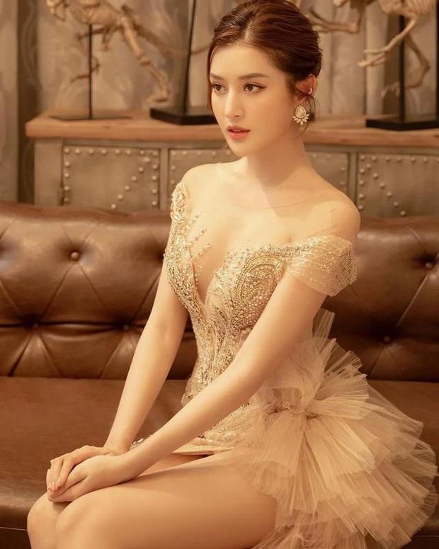 Á hậu Huyền My bất ngờ được báo Trung ca ngợi là Đệ nhất mỹ nhân Việt Nam xinh như Angela Baby, có body của Liễu Nham - Ảnh 12.