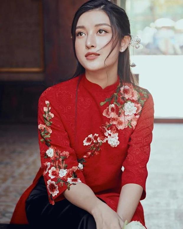 Á hậu Huyền My bất ngờ được báo Trung ca ngợi là Đệ nhất mỹ nhân Việt Nam xinh như Angela Baby, có body của Liễu Nham - Ảnh 8.