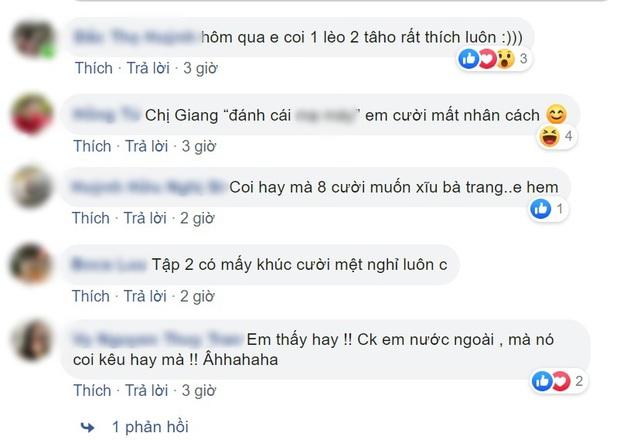 Netizen phát cuồng với Chuyện Xóm Tui của Thu Trang: Trời ơi, xem mà cười mất nhân cách luôn á! - Ảnh 3.