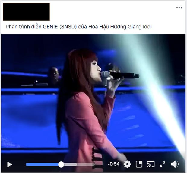 Giữa lùm xùm với antifan, clip Hương Giang hát tiếng Hàn cover hit của SNSD tại Vietnam Idol 2012 bất ngờ bị đào lại - Ảnh 7.