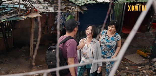 5 cảnh cười lòi rún của Chuyện Xóm Tui: Trộm vặt Thu Trang teo héo trước bé mén chủ nhà vừa ngầu vừa hài - Ảnh 2.