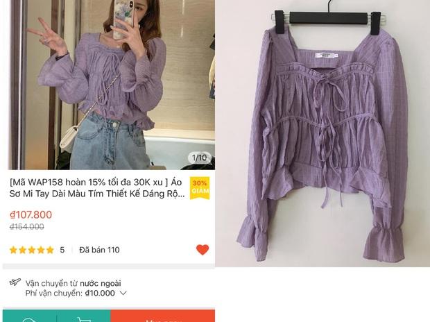 Tín đồ shopping chỉ cách mua quần áo ở shop quốc tế Shopee giá rẻ bằng 1/2 mua trong nước - Ảnh 7.
