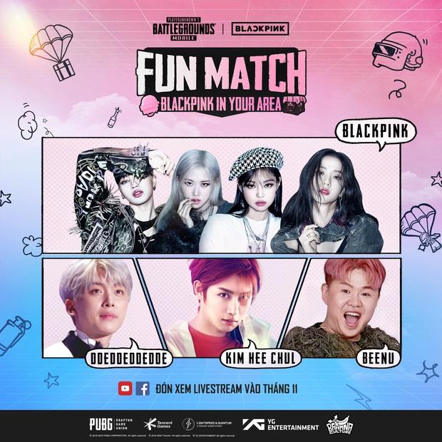 BLACKPINK và Kim Hee Chul sẽ đấu showmatch PUBG Mobile, cộng đồng game thủ đứng ngồi không yên! - Ảnh 3.
