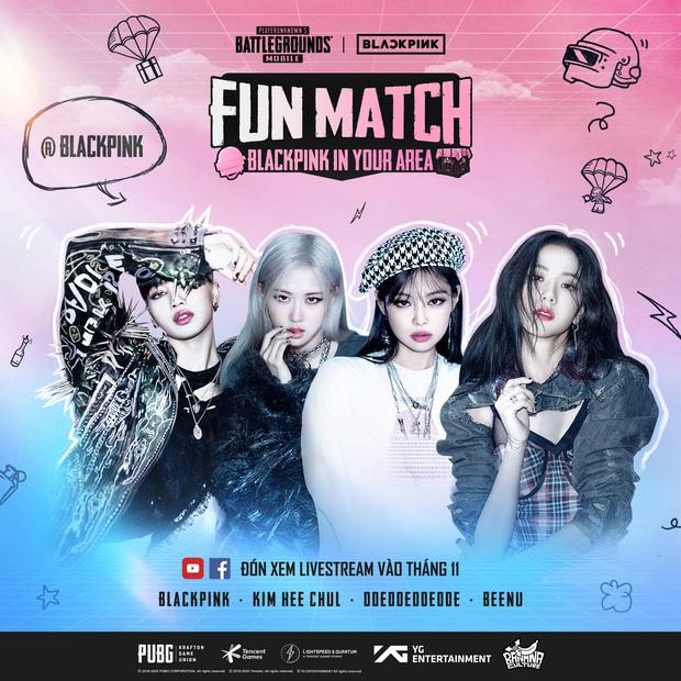 BLACKPINK và Kim Hee Chul sẽ đấu showmatch PUBG Mobile, cộng đồng game thủ đứng ngồi không yên! - Ảnh 1.