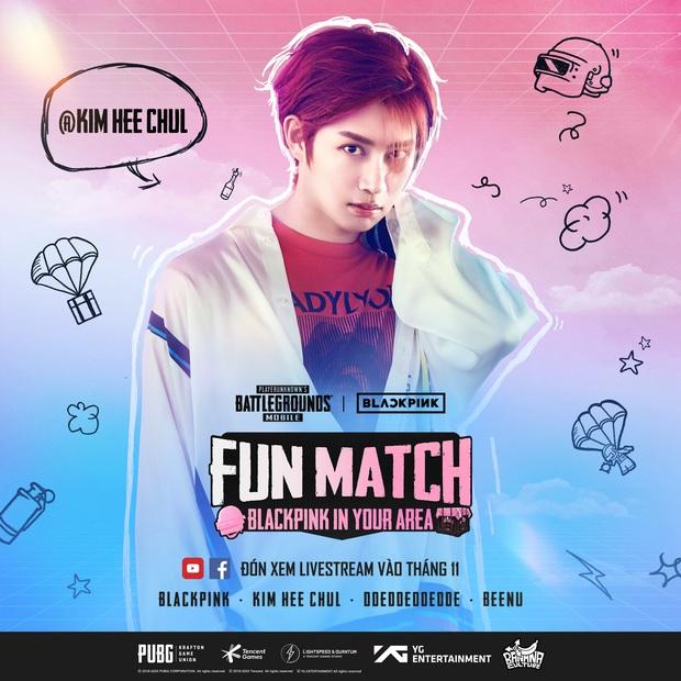 BLACKPINK và Kim Hee Chul sẽ đấu showmatch PUBG Mobile, cộng đồng game thủ đứng ngồi không yên! - Ảnh 4.