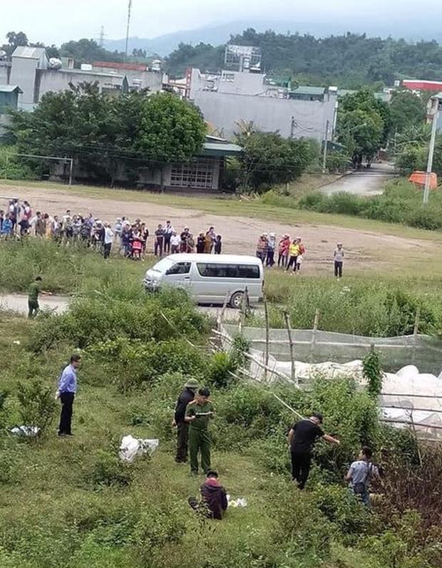 Người đàn ông 73 tuổi ở Lào Cai được xác định có xâm hại cháu bé 13 tuổi - Ảnh 1.