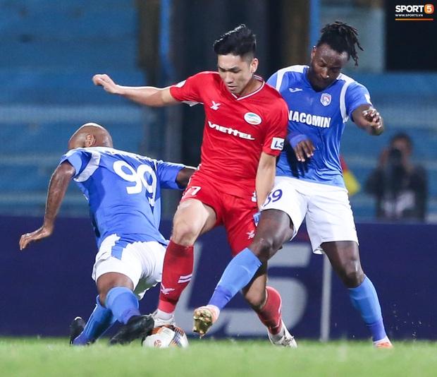 Trọng Đại nã pháo và những khoảnh khắc bước ngoặt giúp Viettel hạ bệ Hà Nội FC - Ảnh 4.