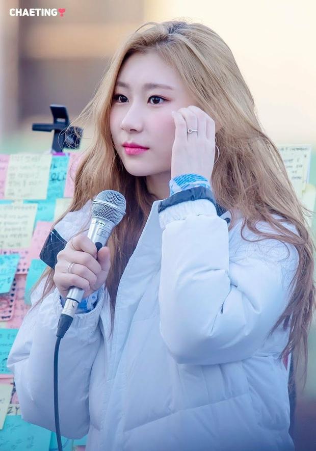 Idol da trắng không thiếu nhưng bật tông như 4 mỹ nhân Kpop này thì là của hiếm, Dahyun - Taeyeon dìm sạch cả đồng đội - Ảnh 20.