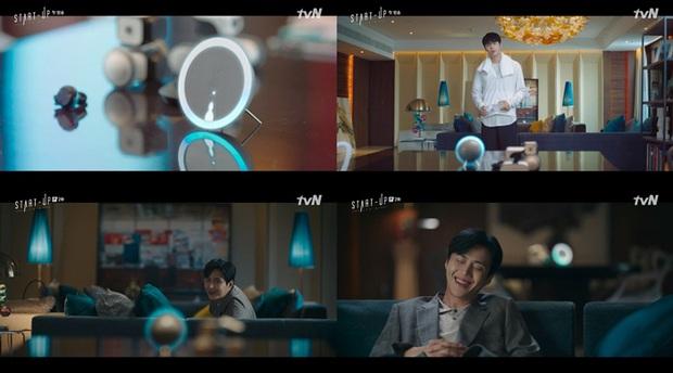Xa chị Nguyệt IU, Yeo Jin Goo có màn cameo đi vào lòng đất ở Start Up: Làm trợ thủ đắc lực, được tâm sự với nam phụ tối ngày sướng ghê! - Ảnh 4.