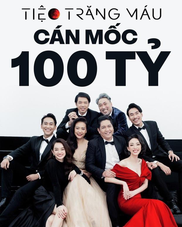 Chính thức: Tiệc Trăng Máu cán mốc doanh thu 100 tỷ!