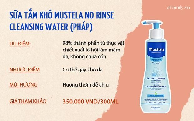 """Review nhanh 6 loại sữa tắm khô cho hội """"lười"""" tắm mùa lạnh, giá chỉ từ 90k/chai - Ảnh 1."""