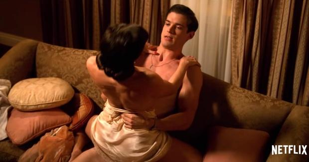 Cảnh nóng Hollywood đối đầu COVID-19: Diễn viên không ân ái với búp bê thì rủ ngay người thân đóng chung cho an toàn! - Ảnh 3.