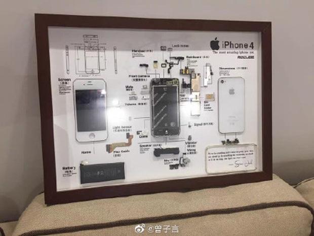 Rộ trào lưu mổ xẻ iPhone cũ làm tiêu bản ở Trung Quốc - Ảnh 2.
