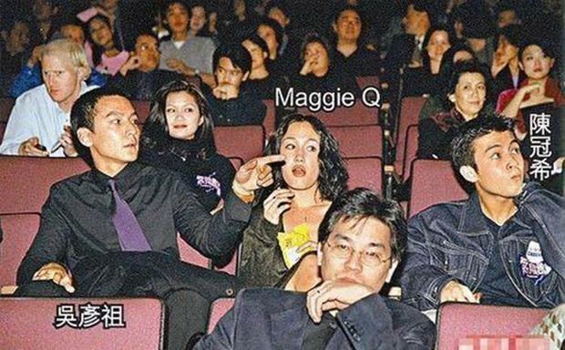 Loạt khoảnh khắc khó quên của các minh tinh hàng đầu Cbiz: Trương Quốc Vinh tỏa sáng tới mức lấn át cả Củng Lợi và Song Hye Kyo - Ảnh 6.