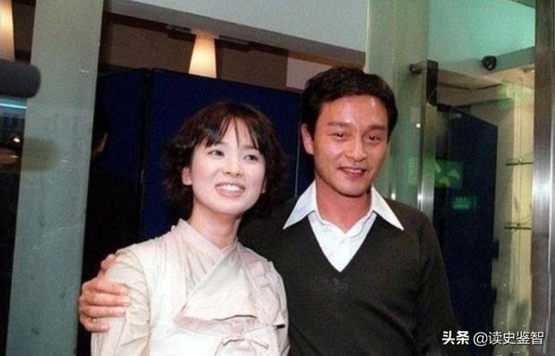 Loạt khoảnh khắc khó quên của các minh tinh hàng đầu Cbiz: Trương Quốc Vinh tỏa sáng tới mức lấn át cả Củng Lợi và Song Hye Kyo - Ảnh 10.