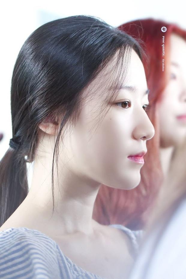Idol da trắng không thiếu nhưng bật tông như 4 mỹ nhân Kpop này thì là của hiếm, Dahyun - Taeyeon dìm sạch cả đồng đội - Ảnh 12.