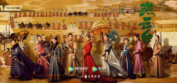 Yến Vân Đài của Đường Yên đá bay phim của Trần Hiểu để giành suất chiếu đài lớn, chốt luôn lịch tối nay 3/11! - Ảnh 1.
