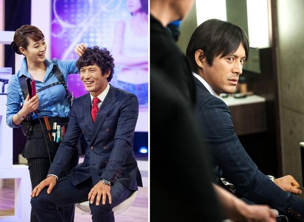Khi chị đại xứ Hàn khiến tài tử cực phẩm không dám tới gần: Kim Soo Hyun e dè tận 2 mỹ nhân, Ha Ji Won như bị phân biệt đối xử - Ảnh 3.
