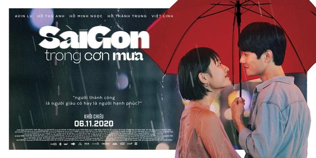 Sài Gòn Trong Cơn Mưa: Thước phim non trẻ nhưng đầy cảm xúc dành cho những kẻ khờ mộng mơ của phương Nam - Ảnh 1.