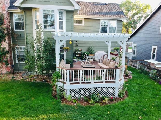 Vợ chồng trẻ liều mua trả góp 30 năm, có được căn nhà vườn 560m2 đầy ưng ý, bí quyết cực kỳ đơn giản - Ảnh 6.