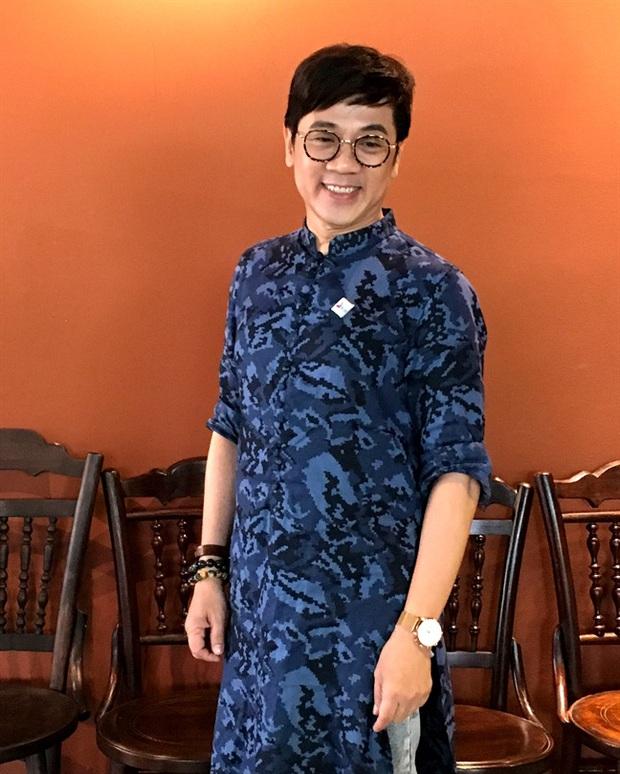 Nghệ sĩ Thành Lộc cũng hy vọng nam sinh sẽ mặc áo dài đến trường - Ảnh 1.