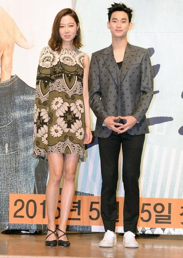 Khi chị đại xứ Hàn khiến tài tử cực phẩm không dám tới gần: Kim Soo Hyun e dè tận 2 mỹ nhân, Ha Ji Won như bị phân biệt đối xử - Ảnh 14.