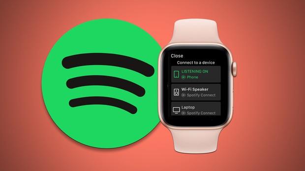 Đã có thể nghe Spotify trực tiếp trên Apple Watch mà không cần iPhone - Ảnh 1.