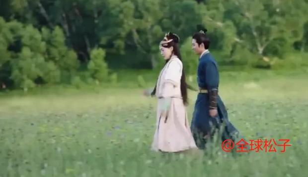 """Đường Yên lộ rõ bụng bầu ở Yến Vân Đài, netizen điên tiết: """"Ekip ghi hình bất chấp sức khỏe diễn viên ư?"""" - Ảnh 4."""