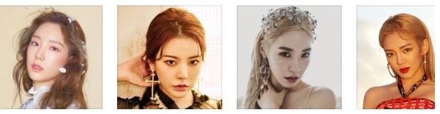 Góc thánh soi: Nhìn ảnh của SNSD phát hiện sự khác biệt về style giữa người theo nghiệp diễn viên với idol - Ảnh 3.