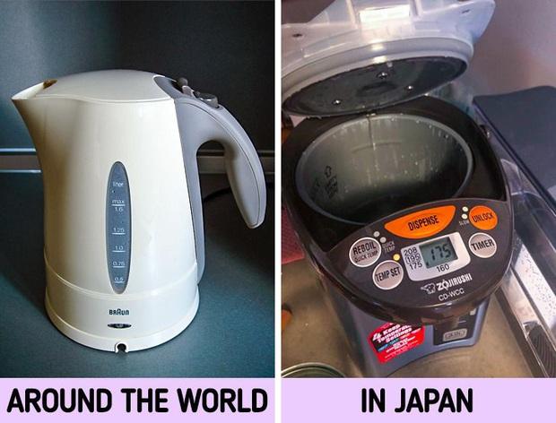 Lần đầu ghé thăm nhà của người Nhật, du khách tá hoả trước một loạt điểm khác biệt so với nửa còn lại của thế giới - Ảnh 7.