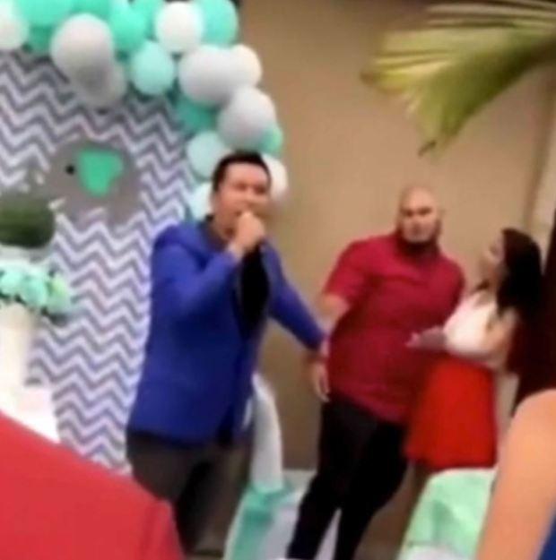 Biết vợ mang thai với kẻ khác, chồng giả vờ mở tiệc ăn mừng, mời cả kẻ thứ 3 rồi chiếu luôn video bằng chứng cho tất cả quan khách xem - Ảnh 2.