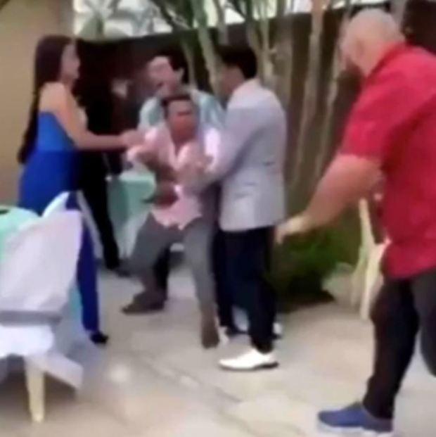 Biết vợ mang thai với kẻ khác, chồng giả vờ mở tiệc ăn mừng, mời cả kẻ thứ 3 rồi chiếu luôn video bằng chứng cho tất cả quan khách xem - Ảnh 7.