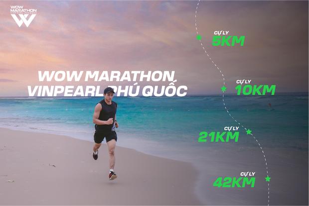 WOW Marathon Vinpearl Phú Quốc 2020: Chạy để yêu thêm vẻ đẹp biển Việt Nam, chạy để góp sức trồng rừng miền Trung - Ảnh 2.