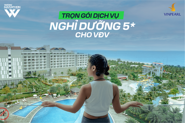 WOW Marathon Vinpearl Phú Quốc 2020: Chạy để yêu thêm vẻ đẹp biển Việt Nam, chạy để góp sức trồng rừng miền Trung - Ảnh 4.