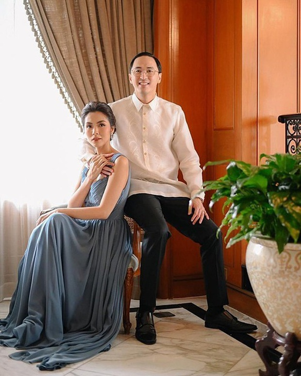 Hà Tăng lần đầu hé lộ toàn cảnh lễ đường hôn lễ ở Philippines, gửi lời ngọt ngào đến Louis Nguyễn nhân kỷ niệm 8 năm cưới - Ảnh 7.