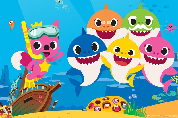 Baby Shark 7,6 tỷ view đứng top 1 thế giới nhưng lại có bí mật về bản quyền ít ai biết, đến nay vẫn chưa thể phán xử - Ảnh 8.
