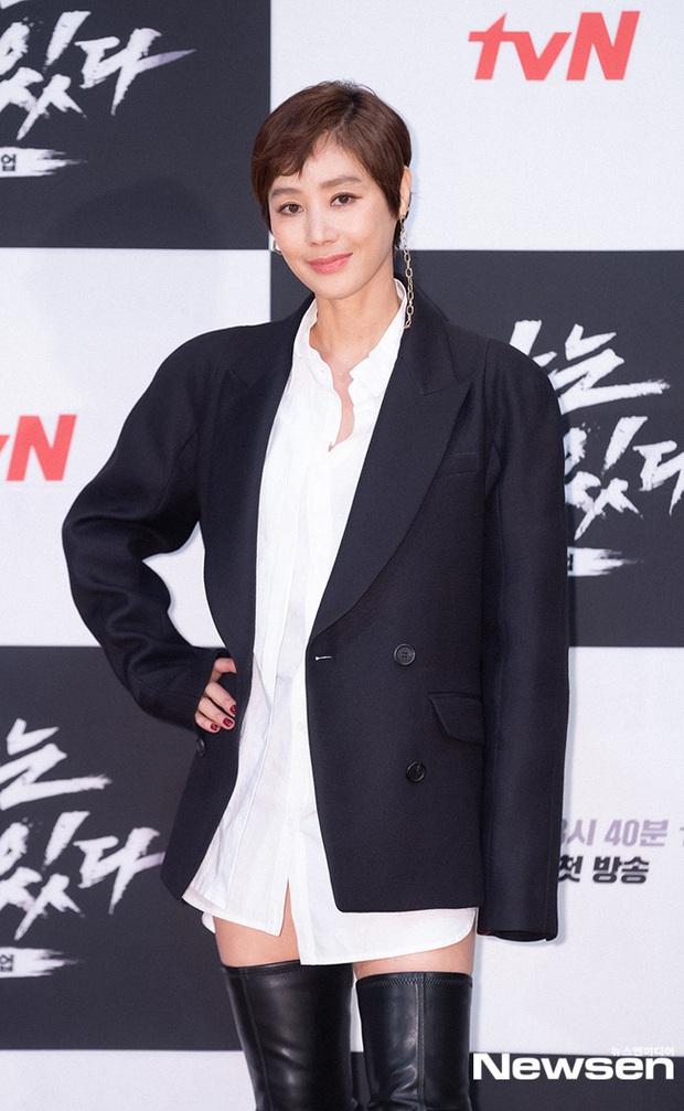 Sự kiện hot nhất hôm nay: Mẹ Kim Tan tóc tém sang chảnh, chặt đẹp mỹ nhân Vườn Sao Băng và nữ idol nhóm (G)I-DLE - Ảnh 2.