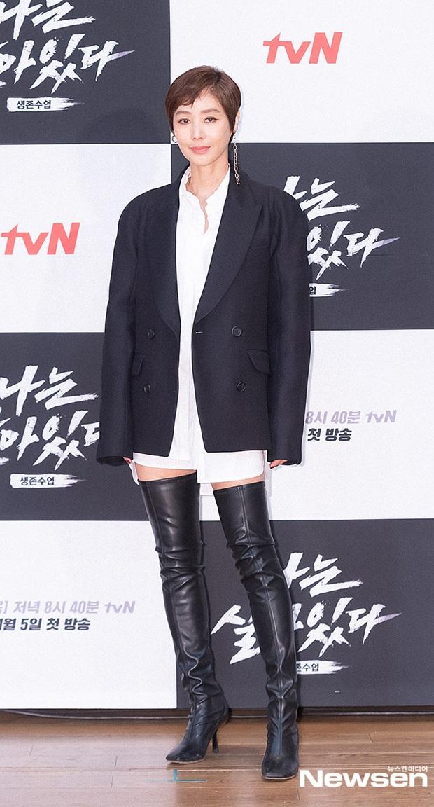 Sự kiện hot nhất hôm nay: Mẹ Kim Tan tóc tém sang chảnh, chặt đẹp mỹ nhân Vườn Sao Băng và nữ idol nhóm (G)I-DLE - Ảnh 3.