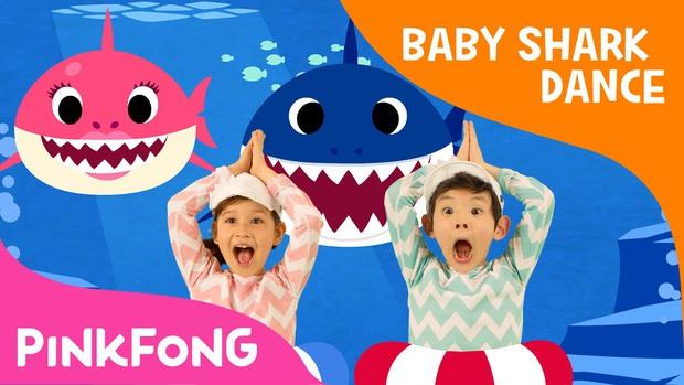 Baby Shark 7,6 tỷ view đứng top 1 thế giới nhưng lại có bí mật về bản quyền ít ai biết, đến nay vẫn chưa thể phán xử - Ảnh 7.
