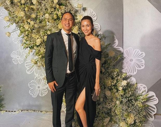 Hà Tăng lần đầu hé lộ toàn cảnh lễ đường hôn lễ ở Philippines, gửi lời ngọt ngào đến Louis Nguyễn nhân kỷ niệm 8 năm cưới - Ảnh 6.