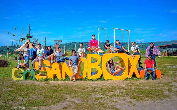 Không hề giống khu Sand Box cực hầm hố ở Start Up, fan vừa tìm ra một Sand Box đời thật khác hoàn toàn tận Philippines! - Ảnh 6.