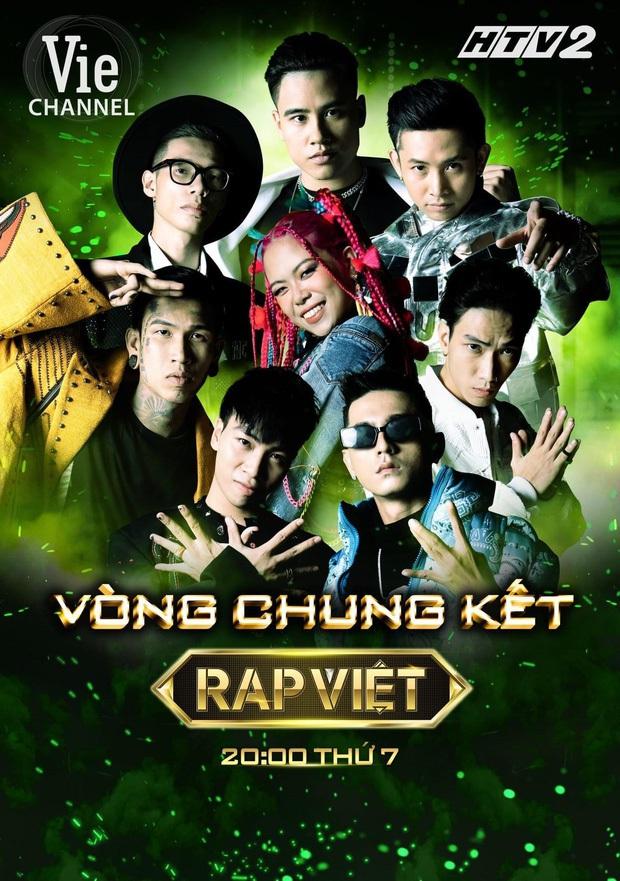 Người trong ekip Rap Việt tiết lộ giải thưởng Quán quân: Dân tình nghe xong xỉu ngang, chỉ Ricky Star - Lăng LD là vui nhất - Ảnh 4.