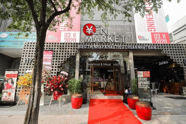 Khai trương Yen Market: Siêu thị nhập khẩu tiêu chuẩn Nhật Bản - Ảnh 2.